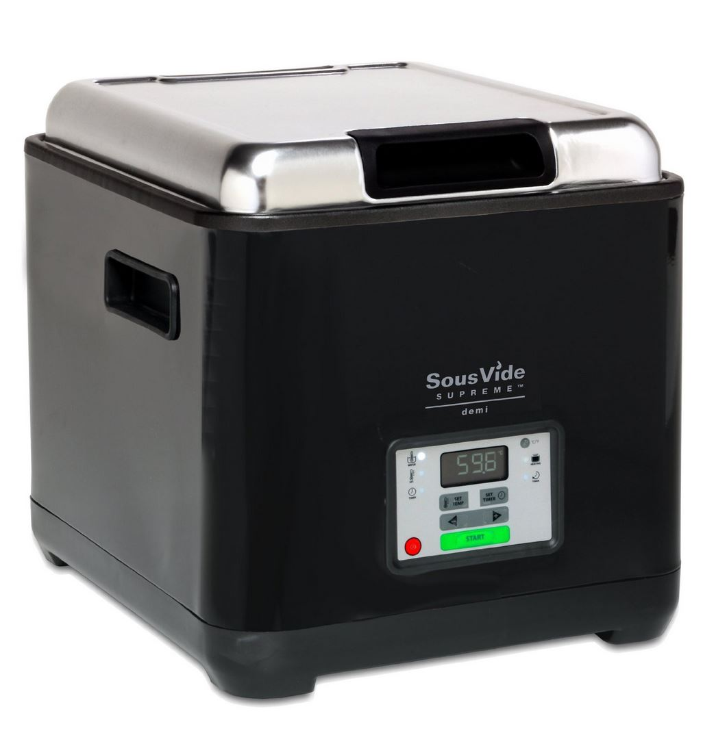 sous vide supreme demi, machine image