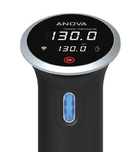 Anova modern LCD and wifi controls